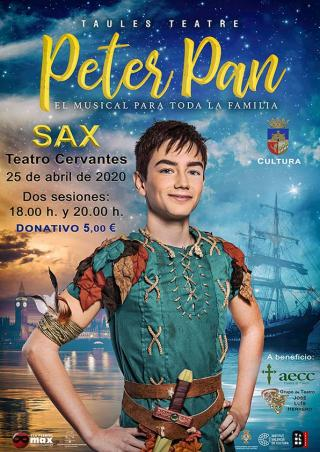 PETER PAN. EL MUSICAL