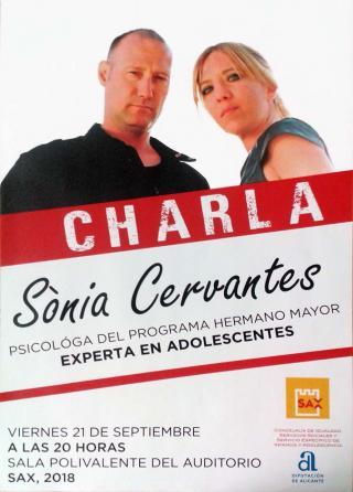 CHARLA SONIA CERVANTES
