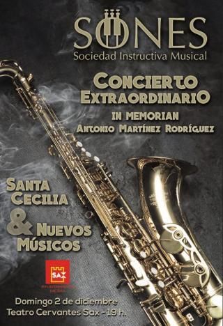 SONES-SANTA CECILIA