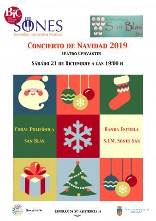 CONCIERTO DE NAVIDAD 2019