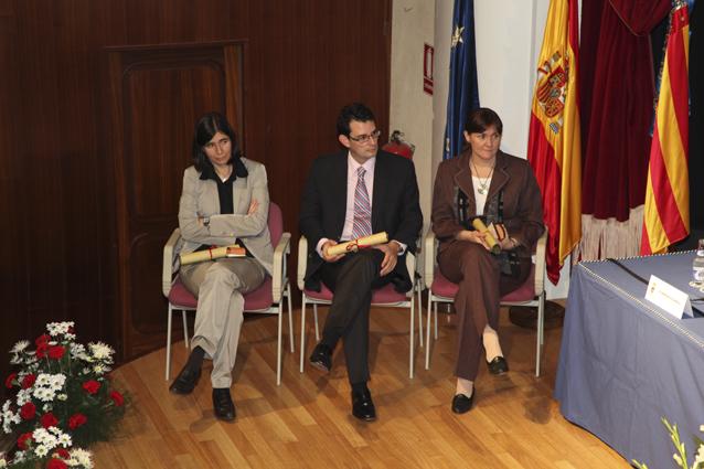 Entrega de premios Alberto Sols
