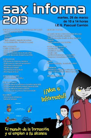 Sax informa 2013 for Oficina virtual del catastro valencia
