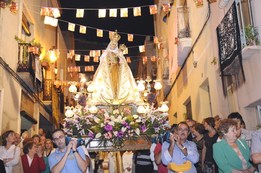 Virgen de los Frutos 2009