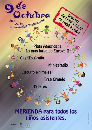 9 de octubre d a de la comunidad valenciana for Oficina virtual del catastro valencia