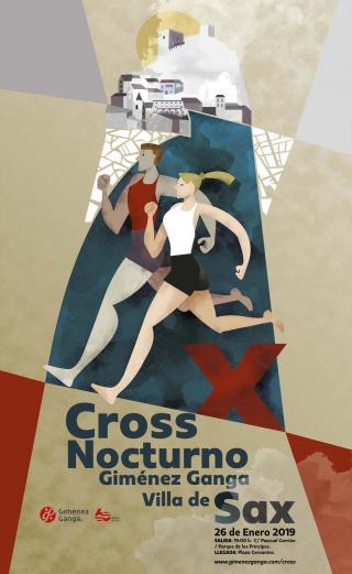 X CROSS NOCTURNO GG