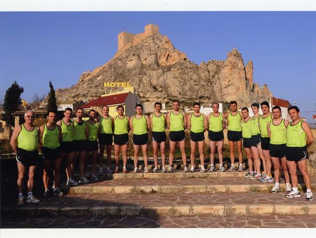 Club atletismo sax for Oficina catastro alicante