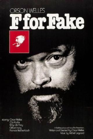 FRAUDE, de Orson Welles