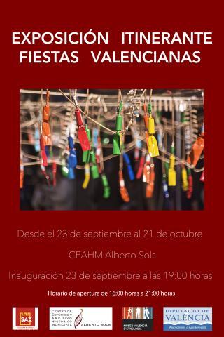 Exposici n fiestas valencianas del museo valenciano de for Oficina virtual del catastro valencia