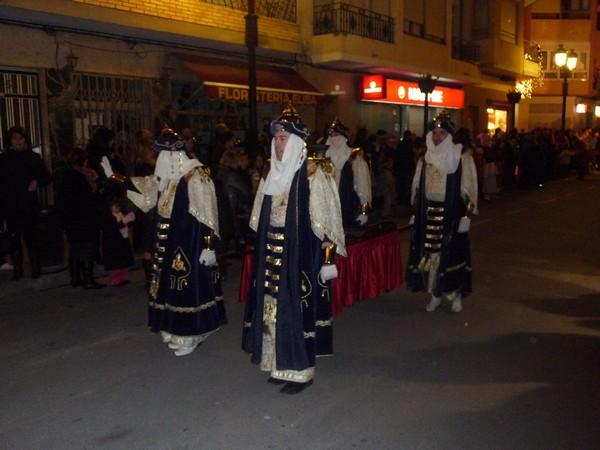 Cabalgata 2009