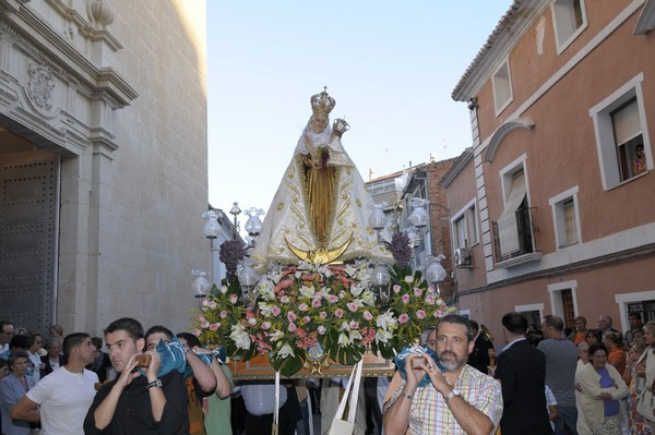 Virgen de los frutos 2008 for Oficina catastro alicante