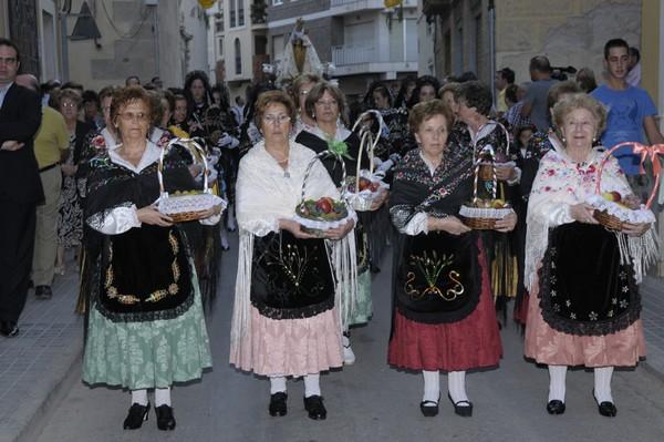 Virgen de los Frutos 2008