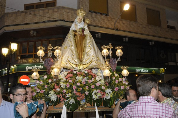 Virgen de los Frutos 2008