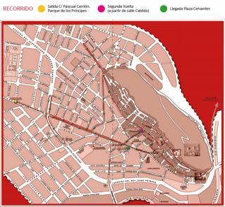 XI CROSS NOCTURNO GG - mapa