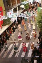 Desfile de Capitanas